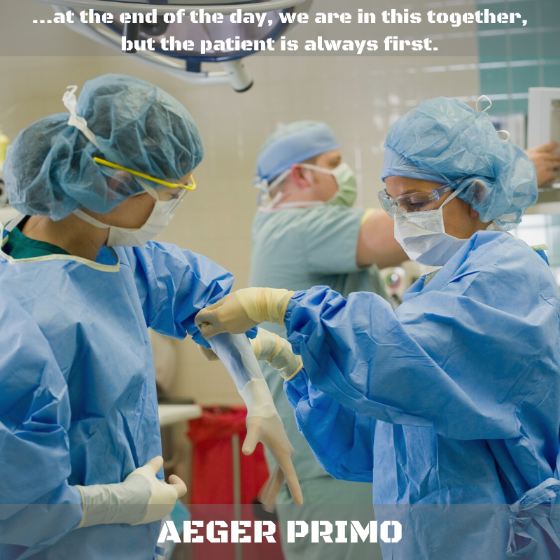 The evolution of the Surgical Technologist